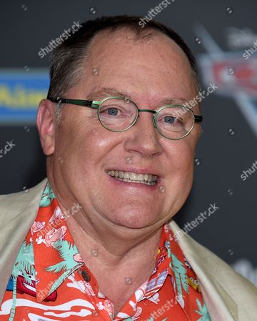 Stock Image of John Lasseter