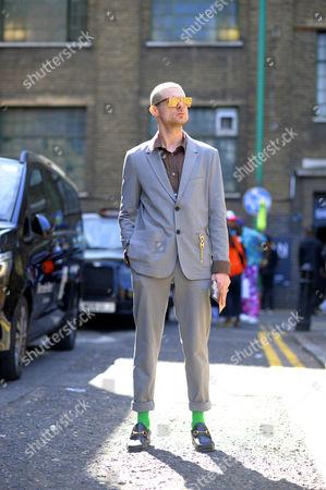 Nico Amarca, Editor at 'High Snobiety', on Brick Lane