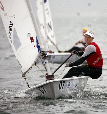 Editorial picture of Sailing World Cup final in Santander, Spain - 11 Jun 2017