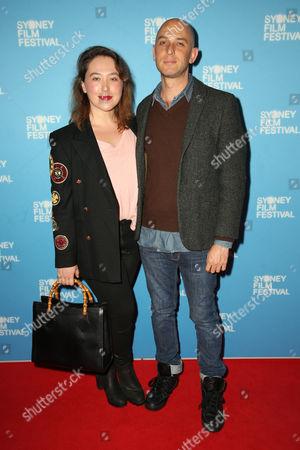 Editorial photo of 'Blue' world premiere, 64th Sydney Film Festival, State Theatre, Australia - 11 Jun 2017