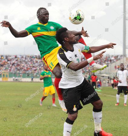 Editorial photo of Ghana v Ethiopia 2019 Afcon Qualifier, Kumasi - 11 Jun 2017