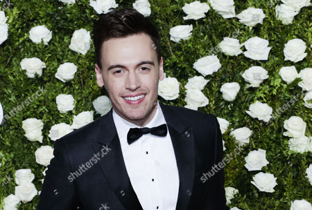 Editorial image of 2017 Tony Awards Red Carpet, New York, USA - 11 Jun 2017