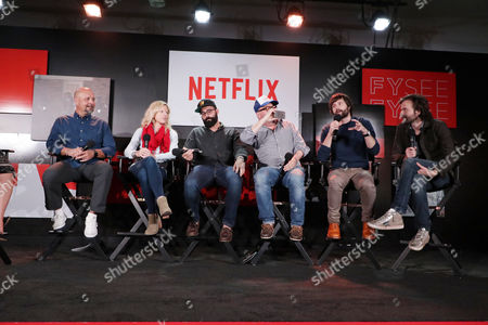 Marc Kolbe, Jess Royal, Chris Trujillo, Tim Ives, Matt Duffer, Ross Duffer