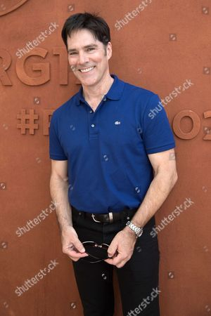Stock Photo of Thomas Gibson attends the Men's Final