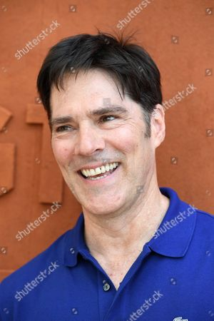 Thomas Gibson attends the Men's Final