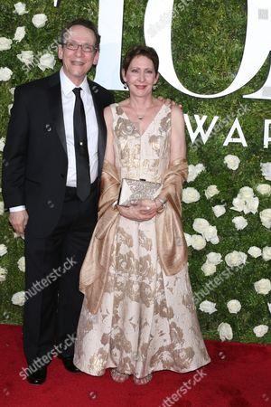 Larry Hochman and Diane Hochman