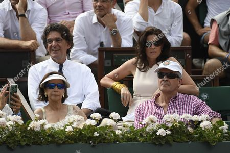Editorial picture of French Open Tennis, Day Fifteen, Roland Garros, Paris, France - 11 Jun 2017