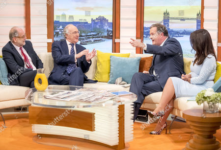 Editorial image of 'Good Morning Britain' TV show, London, UK - 12 Jun 2017