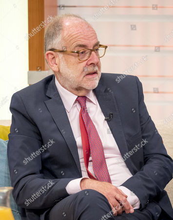 Stock Image of Lord Falconer and Lord Howard