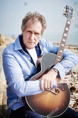 Beaulieu United Kingdom - March 23: Portrait Of English Musician John Illsley Photographed Near His Home In Hampshire On March 23