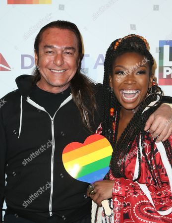 Nick Chavez and Brandy