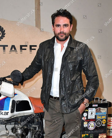 Stock Photo of Levison Wood