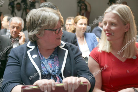 Therese Anne Coffey and Catherine McKenna