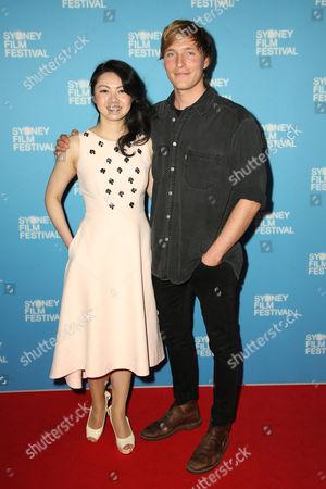 Jenny Wu and Sean Keenan
