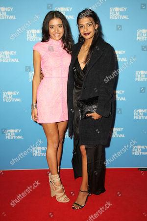 Miah Madden and Madeleine Madden