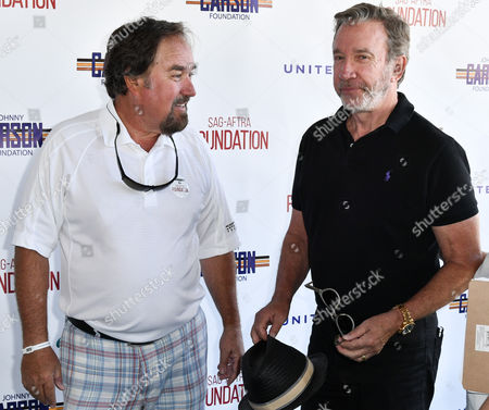 Richard Karn and Tim Allen