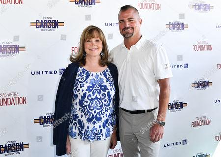 Editorial image of SAG-AFTRA 8th Annual LA Golf Classic, Arrivals, Los Angeles, USA - 12 June 2017