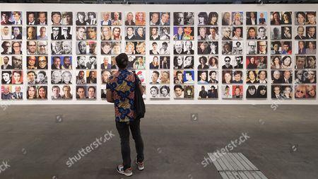 Editorial image of Art Basel preview, Switzerland - 12 Jun 2017