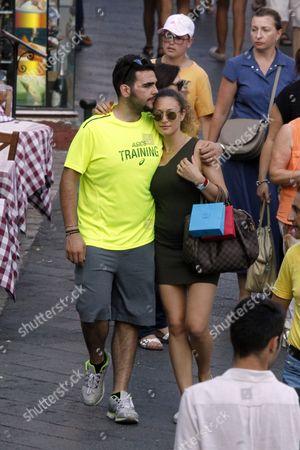 Ignazio Boschetto and friend