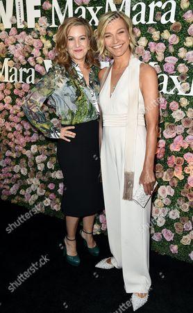 Krista Smith and Nicola Maramotti