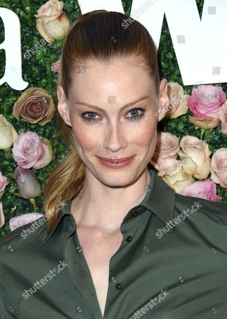 Stock Photo of Alyssa Sutherland