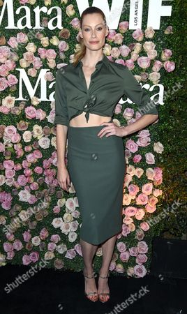 Editorial photo of 2017 Women In Film Max Mara Face of the Future Award, Arrivals, Los Angeles, USA - 12 Jun 2017