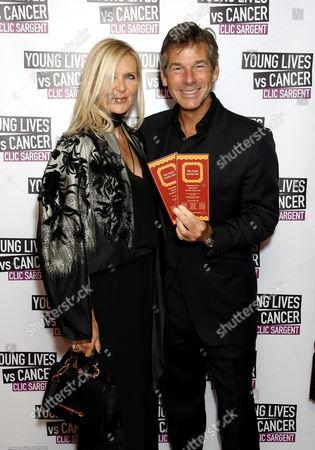 Amanda Wakeley and Hugh Morrison