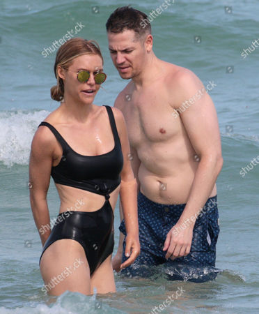 Jason Kennedy and wife Lauren Scruggs