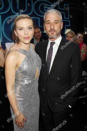 Scarlett Johansson, Matthew Tolmach