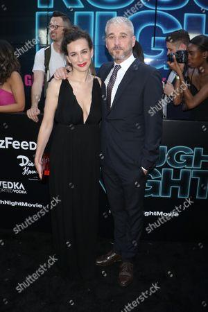 Lucia Aniello, director and Matthew Tolmach, producer