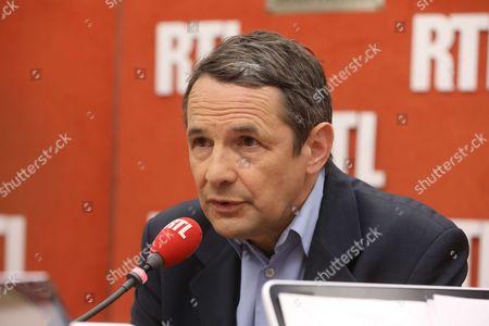 Stock Photo of Thierry Mandon