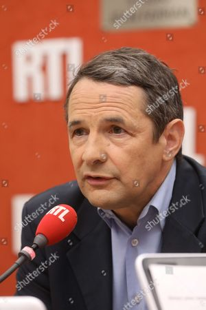 Stock Image of Thierry Mandon
