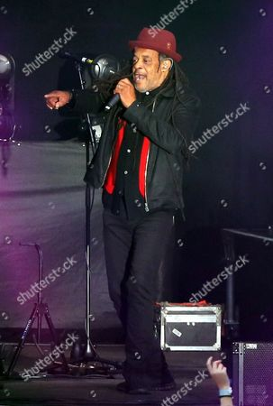 Terence Wilson of UB40 on stage