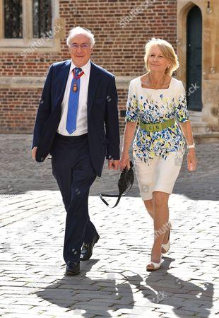 Michael Howard and Sandra Howard
