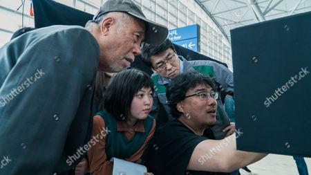 "Editorial photo of ""Okja"" Film - 2017"