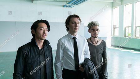 Steven Yeun, Paul Dano, Devon Bostick