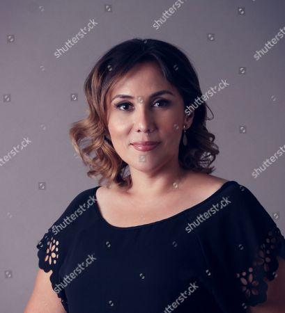 Stock Photo of Cristina Herrera Borquez