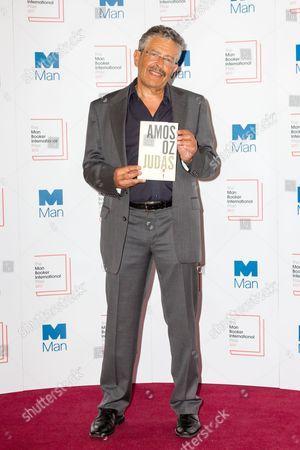 Editorial picture of Man Booker International Prize 2017, London, UK - 13 Jun 2017