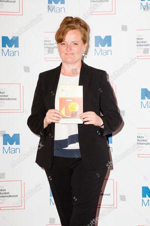 Editorial photo of Man Booker International Prize 2017, London, UK - 13 Jun 2017