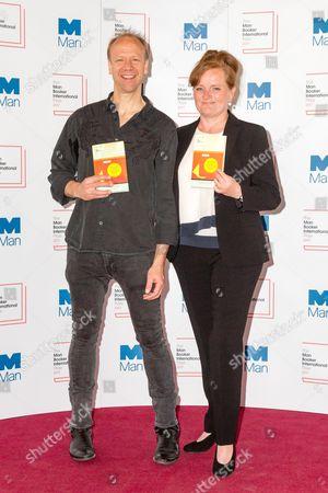 Misha Hoekstra and Dorthe Nors