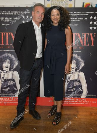 Editorial photo of Whitney Can I Be Me MOBO Screening, London, UK - 13 Jun 2017