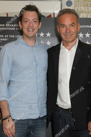 Nick Broomfield and Marc Hoeferlin