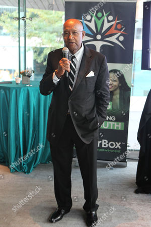 Civil Rights Activist Dr. Robert Brown
