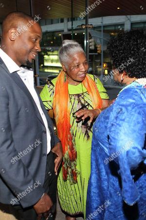 Civil Rights Activists Dr. Lenora Taitt-Magabane