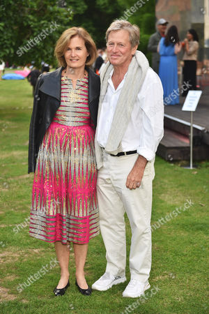 Stock Picture of Catherine Pawson and John Pawson