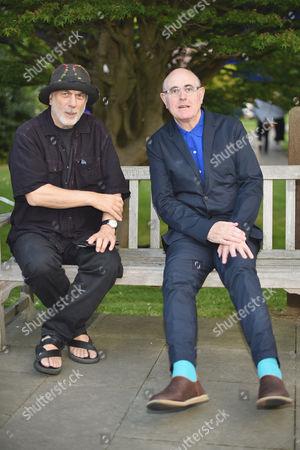 Ron Arad and Humphrey Ocean