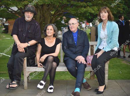 Ron Arad, Humphrey Ocean and guests