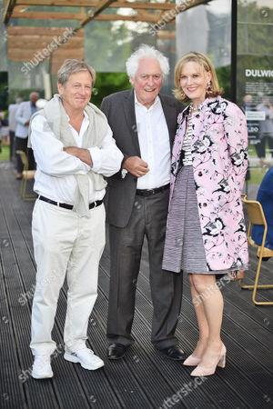 John Pawson, Edward Booth-Clibborn and Lady Conran