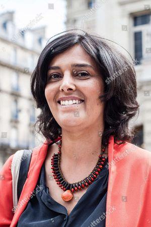 Editorial photo of Myriam El Khomri campaigning in Paris, France - 13 Jun 2017