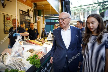 Editorial picture of Borough Market reopens after terror attack, London, UK - 14 Jun 2017